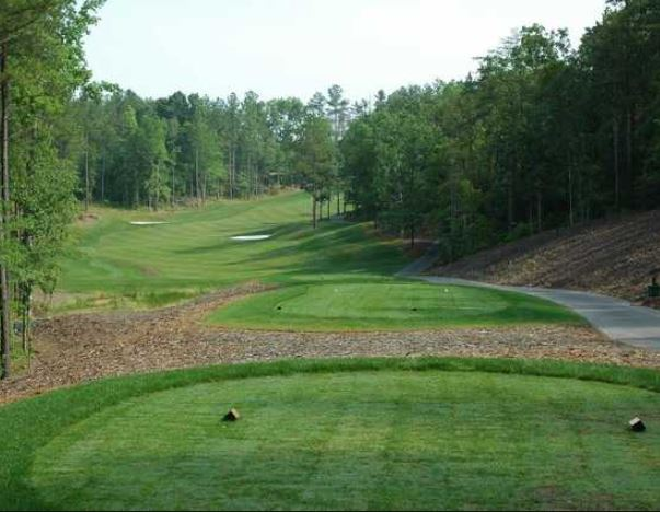 Golf Course Photo, The Palisades Country Club, Charlotte, 28278