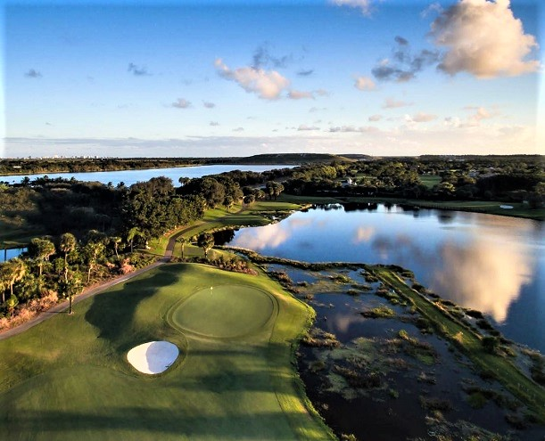 Golf Course Photo, The Preserve at Ironhorse, West Palm Beach, 33412