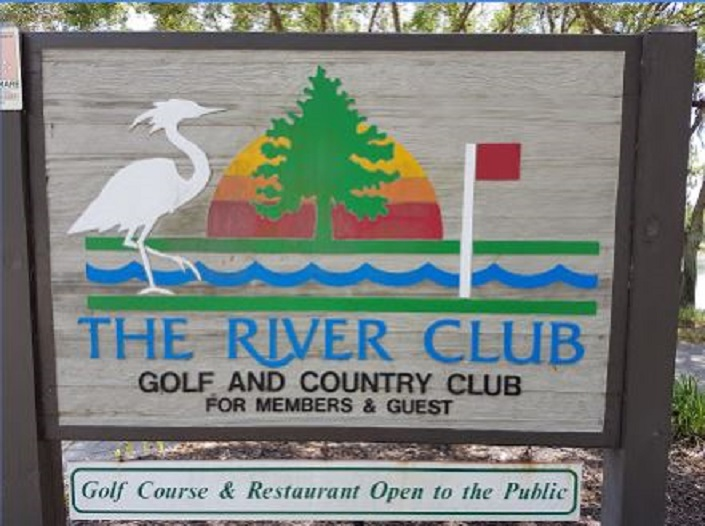 Golf Course Photo, The River Club, Bradenton, Florida, 34202