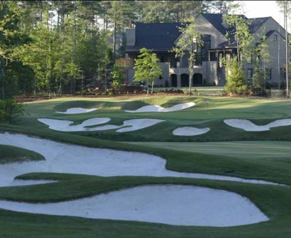 The River Club Golf Course