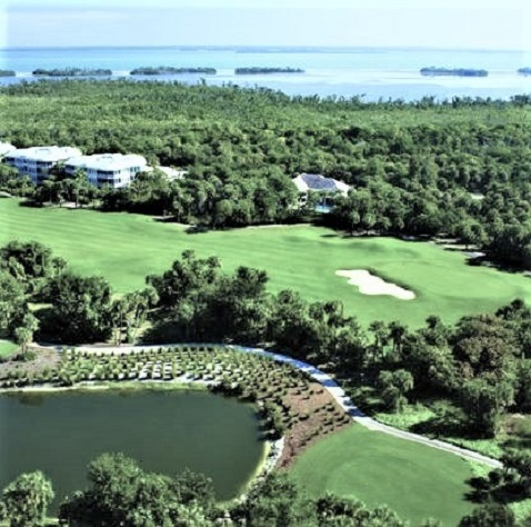 Golf Course Photo, The Sanctuary at Wulfert Point, Sanibel Island, 33957