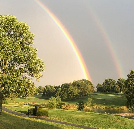 Woodford Hills Country Club, Versailles, Kentucky,  - Golf Course Photo