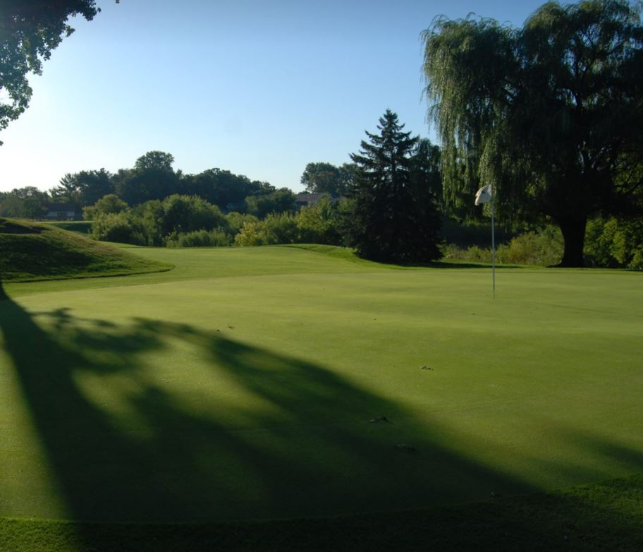 Thompson Oaks Golf Course, CLOSED 2018