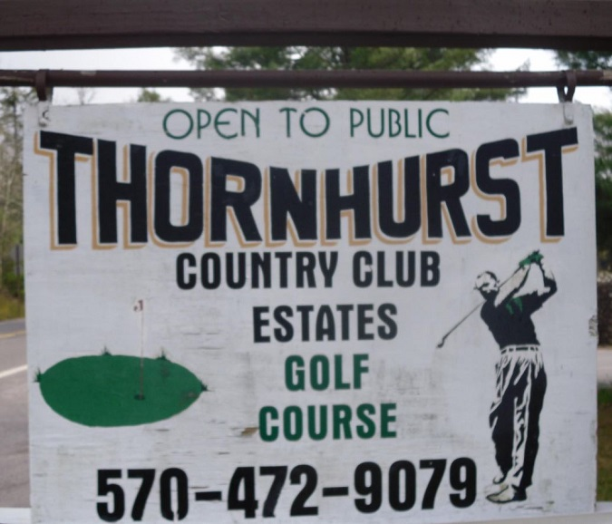 Thornhurst Country Club, Thornhurst, Pennsylvania,  - Golf Course Photo