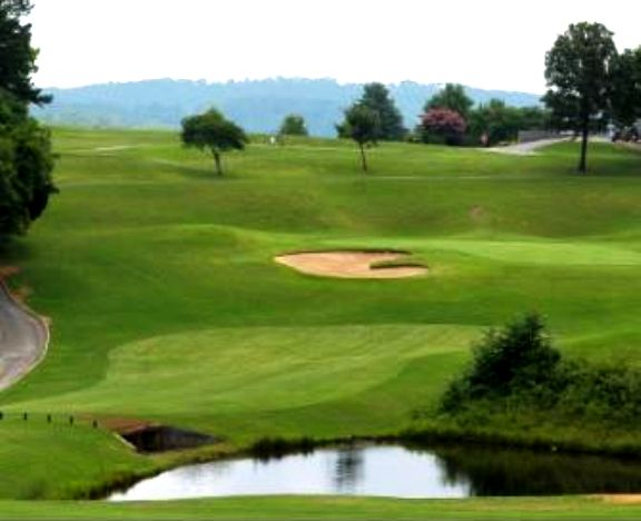 Three Ridges Golf Course,Knoxville, Tennessee,  - Golf Course Photo
