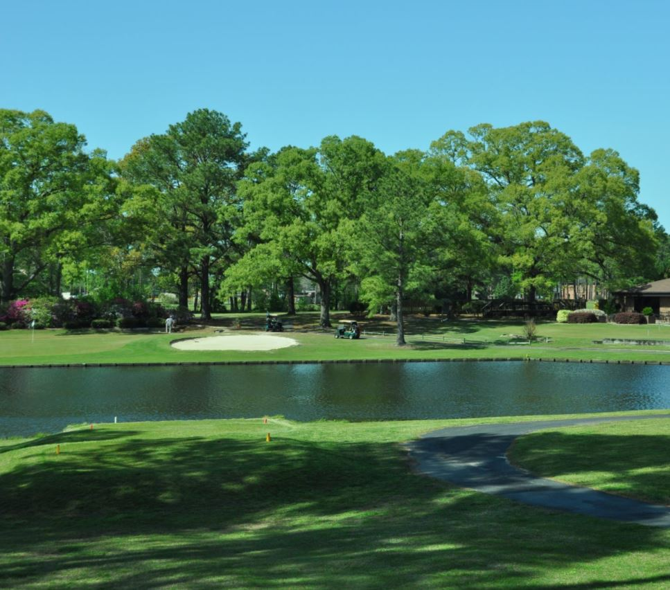 Three Eagles Golf Course, Goldsboro, North Carolina,  - Golf Course Photo