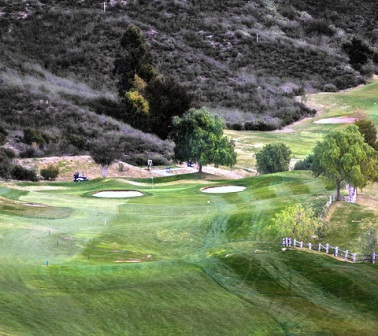 Golf Course Photo, Tierra Rejada Golf Club, Moorpark, 93021