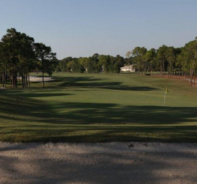 Golf Course Photo, Timber Pines, The Grand Pines Golf Course, Spring Hill, 34606