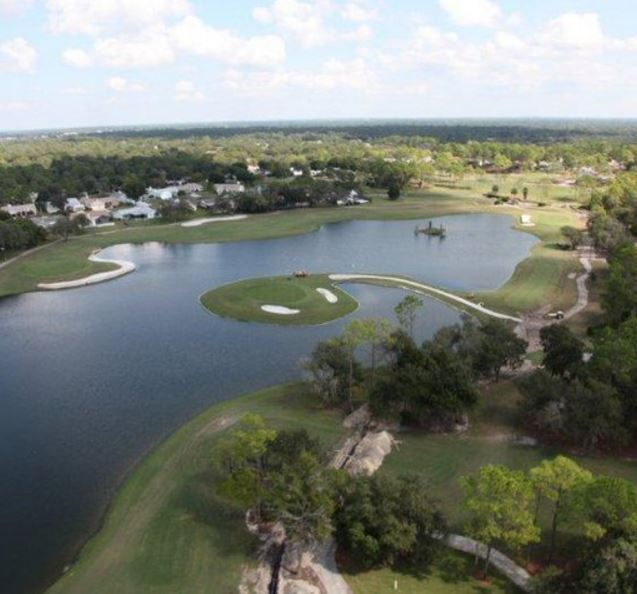 Timber Pines, The Lakes Golf Course ,Spring Hill, Florida,  - Golf Course Photo
