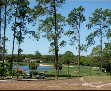 Timber Pines, The Hills Golf Course