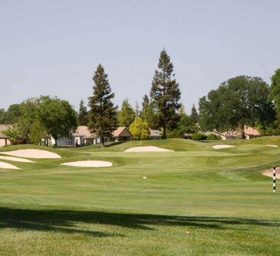 Golf Course Photo, Timber Creek Golf Course, Roseville, California, 95747