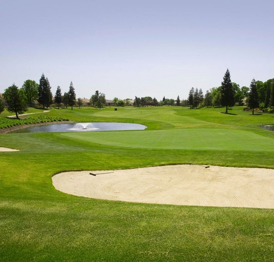 Timber Creek Golf Course, Roseville, California,  - Golf Course Photo
