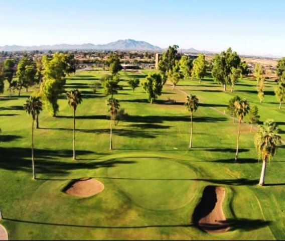 Toka Sticks Golf Club, Mesa, Arizona, 85212 - Golf Course Photo