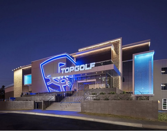 Topgolf  Birmingham, Birmingham, Alabama, 35234 - Golf Course Photo