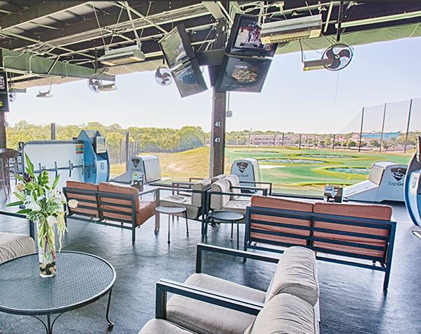 Topgolf Dallas, Dallas, Texas, 75231 - Golf Course Photo