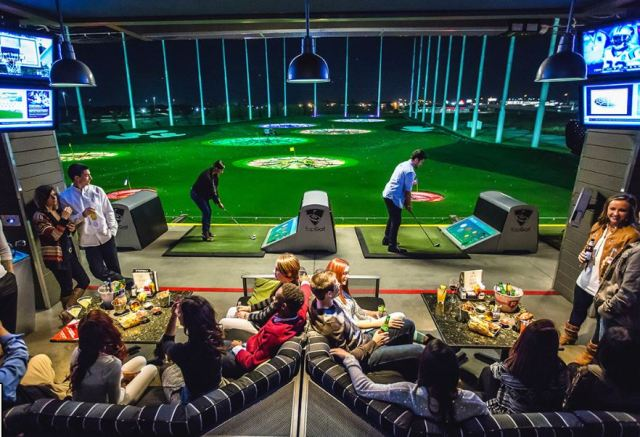 Topgolf Centennial, Centennial, Colorado, 80112 - Golf Course Photo