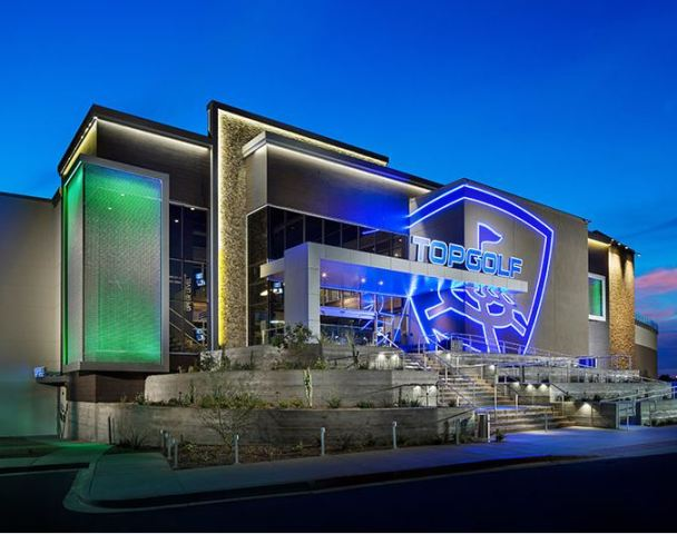 Topgolf Gilbert, Gilbert, Arizona, 85295 - Golf Course Photo