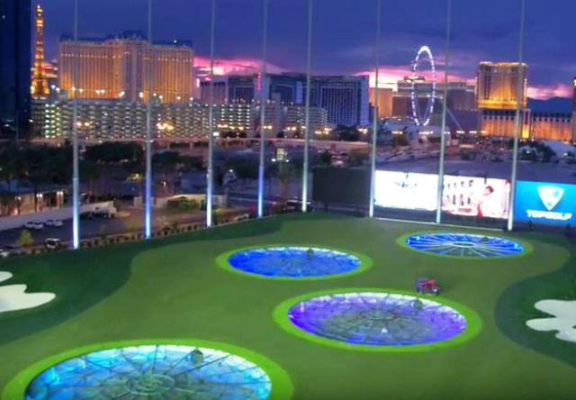 Topgolf Las Vegas,Las Vegas, Nevada,  - Golf Course Photo