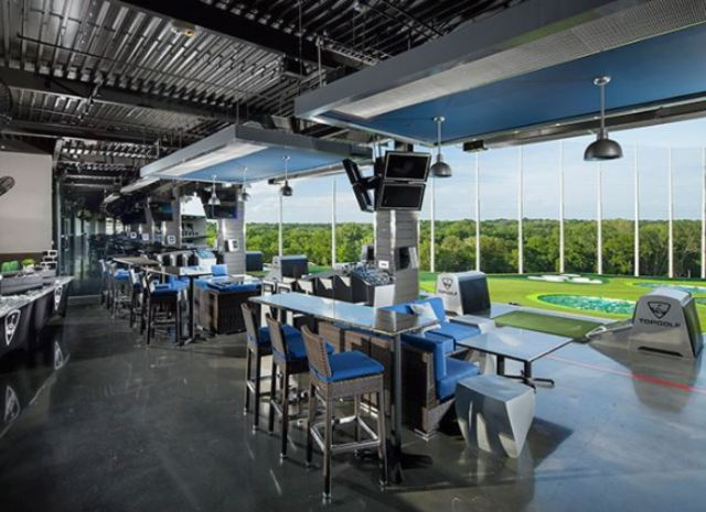 TopGolf Overland Park, Overland Park, Kansas, 66207 - Golf Course Photo