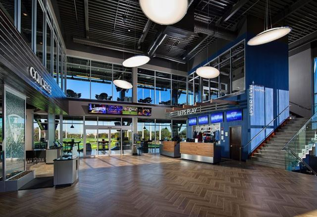 TopGolf Tampa, Tampa, Florida, 33619 - Golf Course Photo