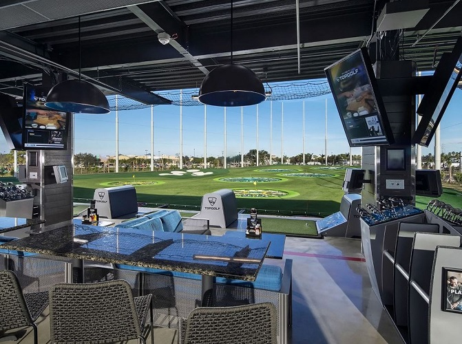 Golf Course Photo, TopGolf Miami Gardens, Miami Gardens, Florida, 33169