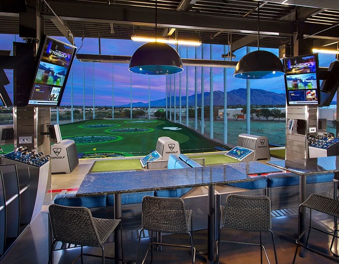 TopGolf Tucson Marana, Tucson, Arizona,  - Golf Course Photo