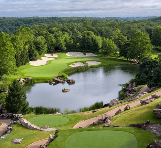 Top Of The Rock Golf Course, Hollister, Missouri,  - Golf Course Photo