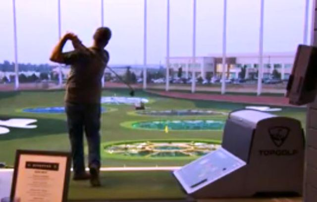 TopGolf Roseville, Roseville, California, 95678 - Golf Course Photo