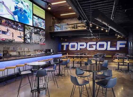 TopGolf Oklahoma City, Oklahoma City, Oklahoma,  - Golf Course Photo