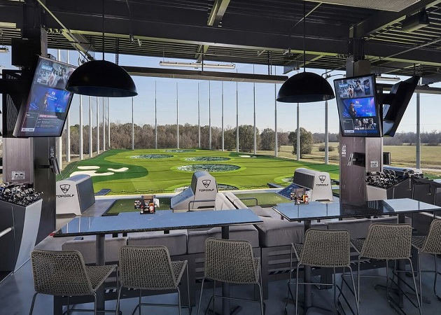 Topgolf Baton Rouge
