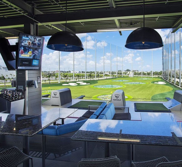Topgolf Miami - Doral, Doral, Florida,  - Golf Course Photo