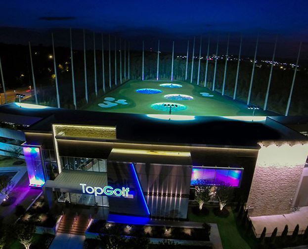Topgolf Alphatetta, Alpharetta, Georgia, 30009 - Golf Course Photo