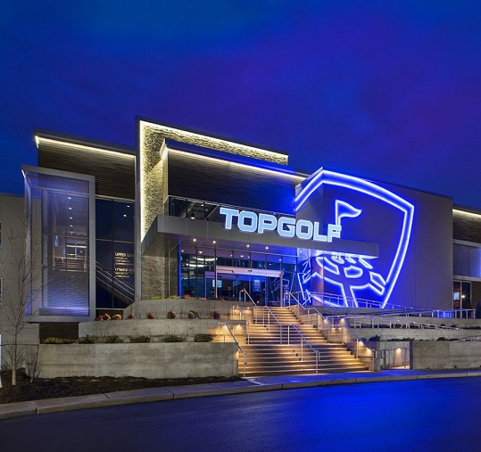 Topgolf Edison, Edison, New Jersey,  - Golf Course Photo