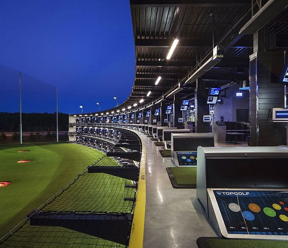Topgolf Jacksonville, Jacksonville, Florida,  - Golf Course Photo