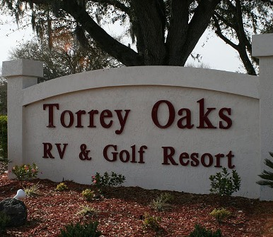Torrey Oaks Golf Course, CLOSED 2018