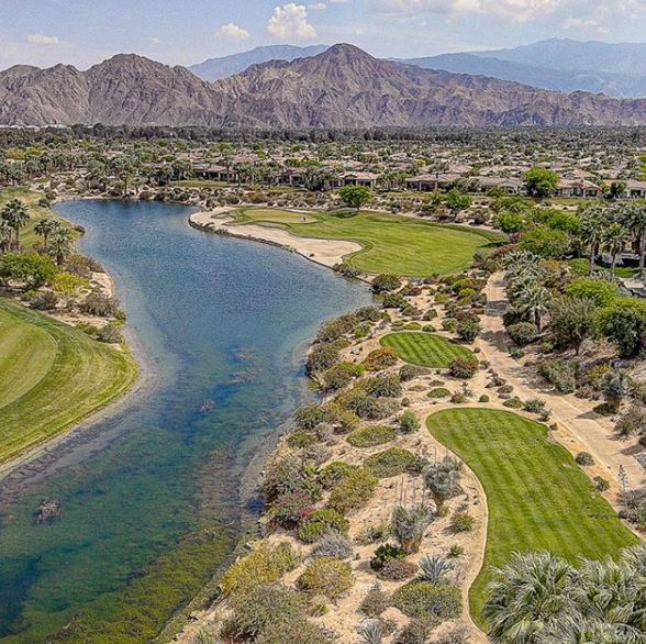 Toscana Country Club, The North Course, Indian Wells, California,  - Golf Course Photo