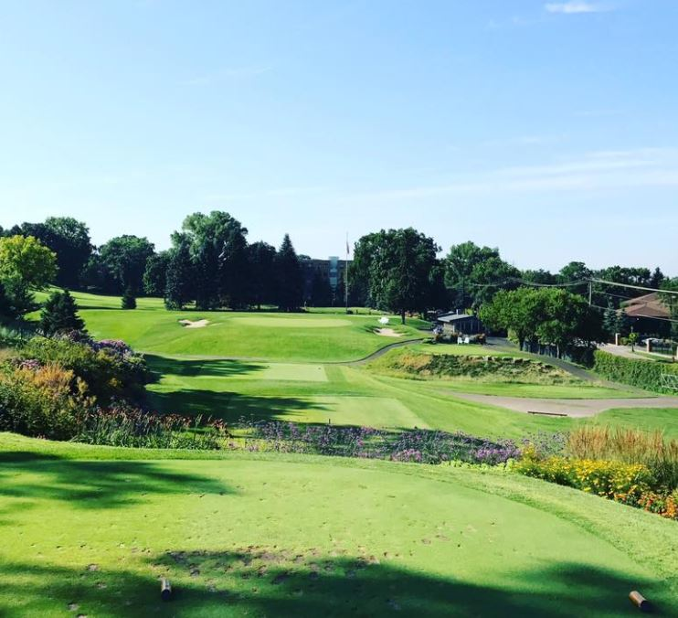 Town & Country Club, Saint Paul, Minnesota,  - Golf Course Photo