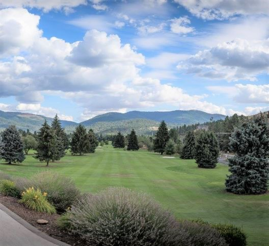 Trailhead Golf Course, Liberty Lake, Washington,  - Golf Course Photo