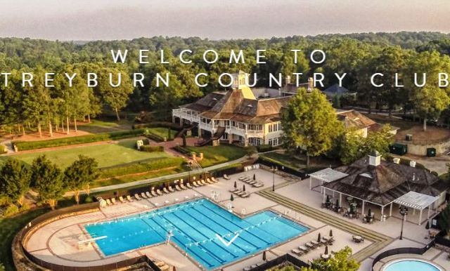 Treyburn Country Club,Durham, North Carolina,  - Golf Course Photo