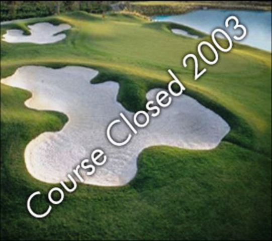 Triad Golf Center, CLOSED 2003, Greensboro, North Carolina, 27406 - Golf Course Photo