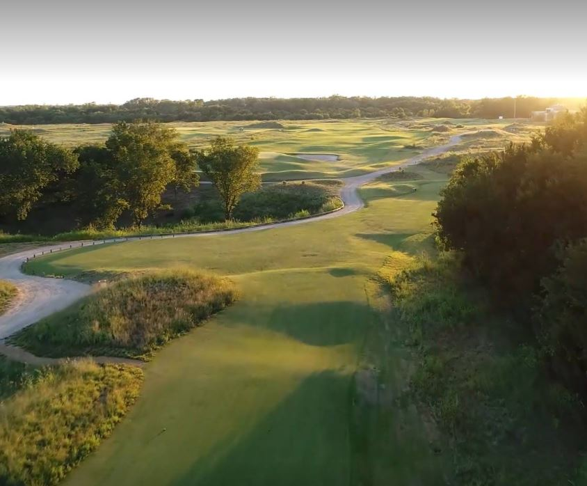 Trinity Forest Golf Club, Dallas, Texas,  - Golf Course Photo