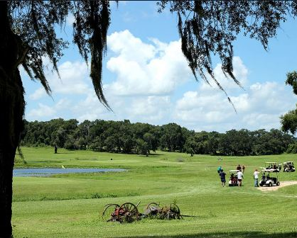 Triple S Golf Ranch, Red / White 18 Course, CLOSED 2014,Dade City, Florida,  - Golf Course Photo
