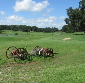 Triple S Golf Ranch, Blue 9 Course, CLOSED 2014,Dade City, Florida,  - Golf Course Photo