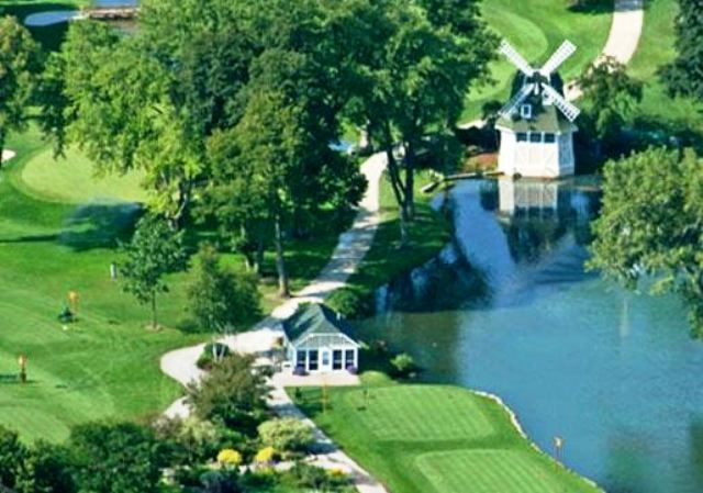 Tripoli Country Club,Milwaukee, Wisconsin,  - Golf Course Photo