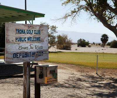 Trona Golf Course,Trona, California,  - Golf Course Photo