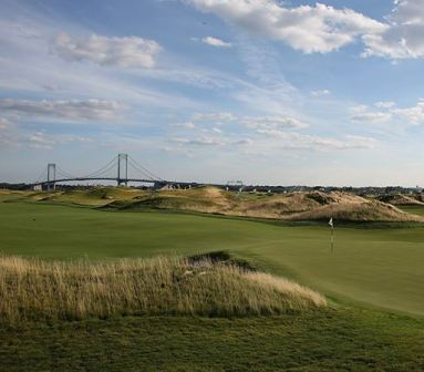 Trump Links at Ferry Point, Ferry Point Golf Course,Bronx, New York,  - Golf Course Photo