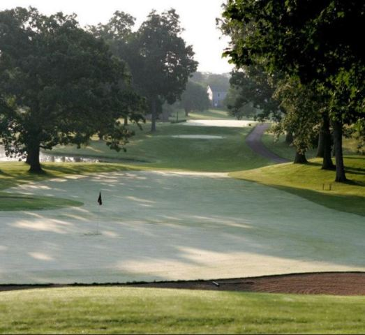 Golf Course Photo, Turnberry Country Club, Crystal Lake, 60014