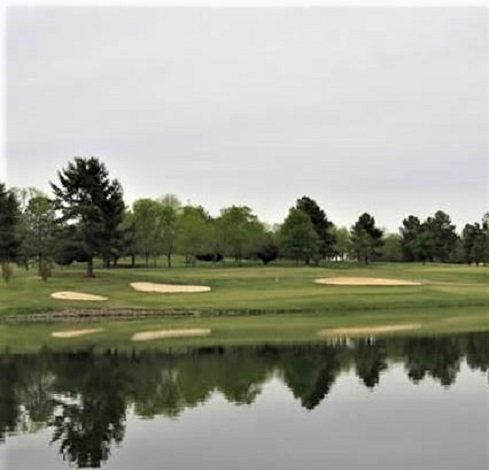 Golf Course Photo, Tuscarora Country Club, Danville, Virginia, 24540