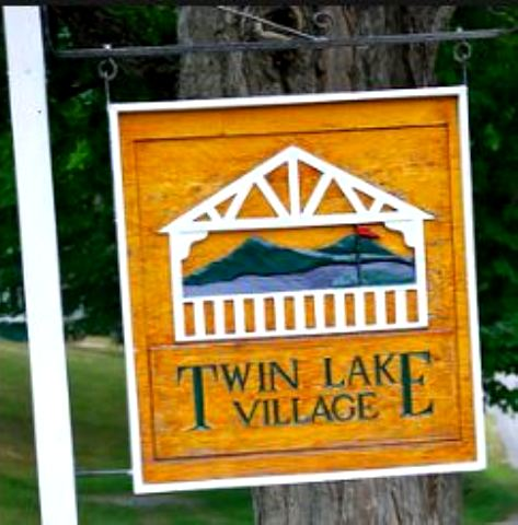 Twin Lake Village Par 3 Golf Course,New London, New Hampshire,  - Golf Course Photo