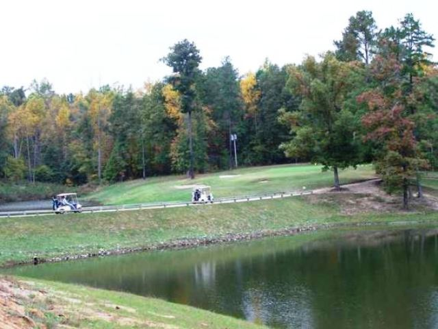 Twin Lakes Golf Course,Chapel Hill, North Carolina,  - Golf Course Photo